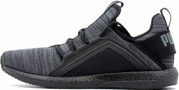 Puma NRGY Heather Knit Black