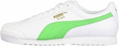 Puma Roma Basic + - Puma White Irish Green (36957102)