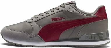 Puma ST Runner V2 - Charcoal Gray-cordovan (36527815)
