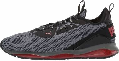 Puma Cell Descend - Puma Black-ribbon Red-puma Aged Silver (19167401)
