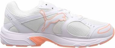 Puma Axis - Puma White Bright Peach