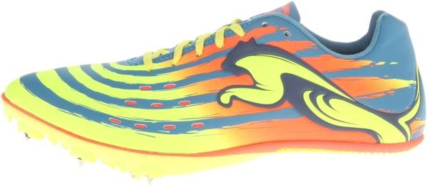 Puma TFX Sprint V4 - Metallic Blue/Fluorescent Yellow/Fluorescent Peach (18702902)