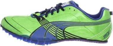 Puma Complete TFX Sprint 3 - Grün Jasmine Green Monaco Blue 09 (18519809)