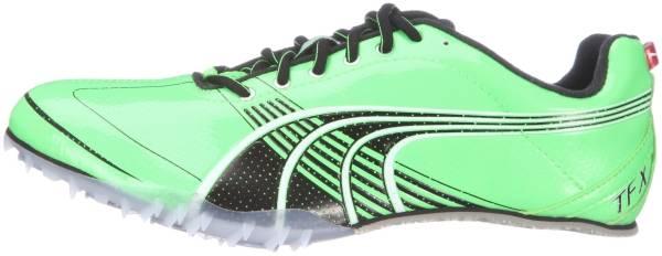 Puma Complete TFX Sprint 3 - Fluro Green / Black / White (18519801)