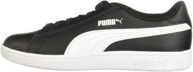 Puma Smash v2 - Black/White (36521504)