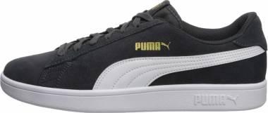 Puma Smash v2 - Asphalt/White/Team Gold (36498928)