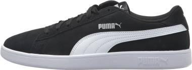 Puma Smash v2 - Puma Black / Puma White / Puma Silver