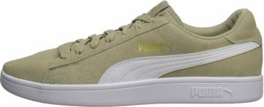 Puma Smash v2 - Elm-white-teamgold (36498925)