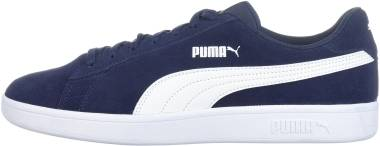 Puma Smash v2 - Peacoat / Puma White (36498904)