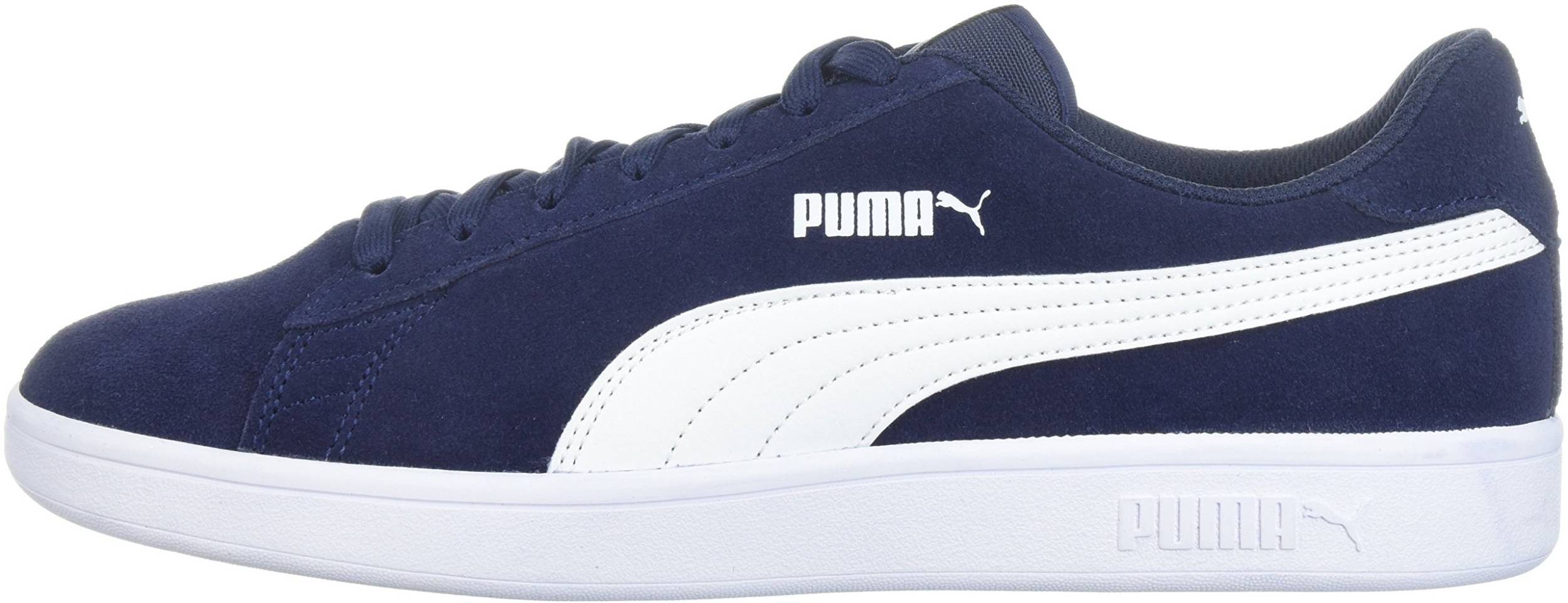 Puma Smash v2 sneakers in 10 colors (only $27) | RunRepeat