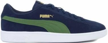 Puma Smash v2 - Peacoat / Garden Green / Puma Team Gold / Puma White