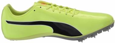Puma Evospeed Sprint 10 - Fizzy Yellowpuma Black