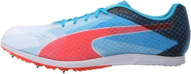 Puma Evospeed Distance 6 - White/Atomic Blue/Red Blast (18864501)
