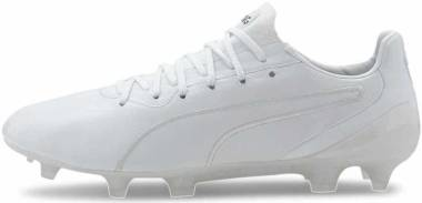Puma King Platinum FG/AG - Puma White Puma White Puma White (10560603)