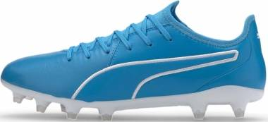 Puma King Pro Firm Ground - luminous Blue-Puma White (10560804)