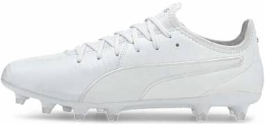 Puma King Pro Firm Ground - White (10560805)