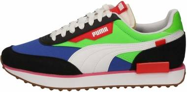 Puma Future Rider Play On - Bleu Vert
