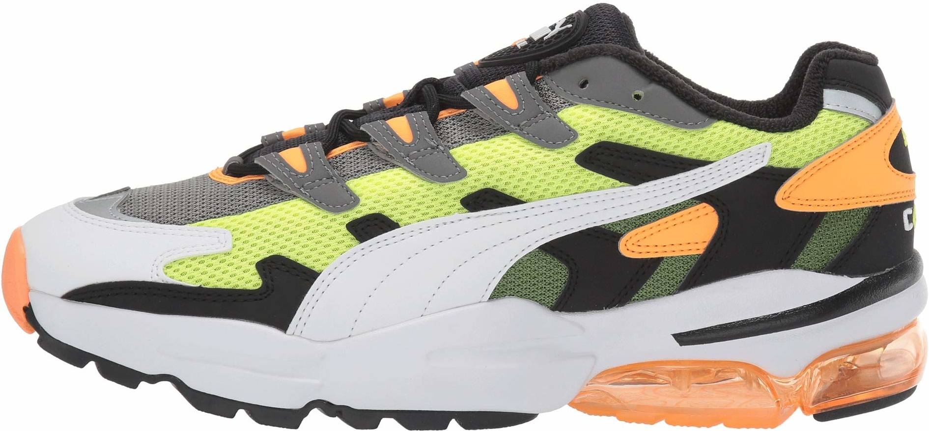 Puma CELL Alien OG sneakers in 8 colors (only $30) | RunRepeat