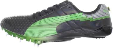 Puma Bolt Evospeed Sprint LTD - Black/Fluorescent Green (18640602)