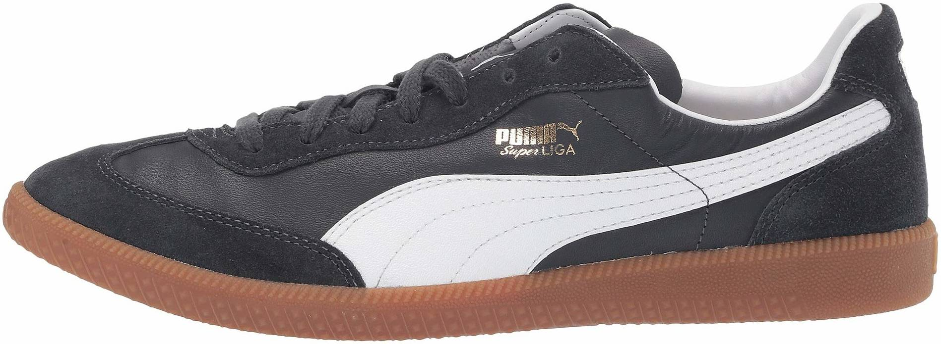 Puma Super Liga OG Retro sneakers in blue white | RunRepeat