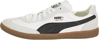 Puma Super Liga OG Retro - White Black Gld (35699912)