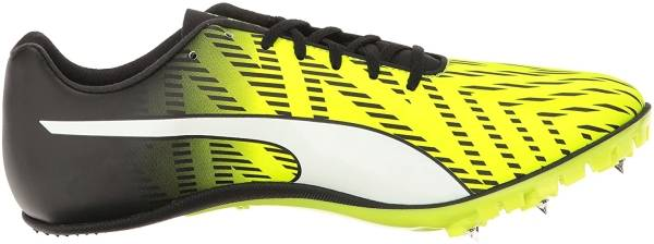 Puma Evospeed Sprint 7 - Safety Yellow Puma Black Puma White (18953903)