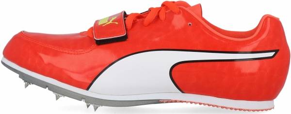 Puma Evospeed Long Jump 4 - Red