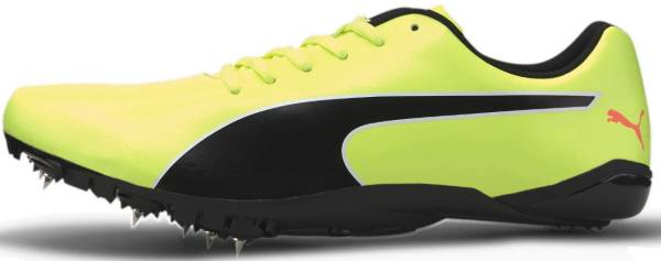 Puma Evospeed Prep Sprint - Fizzy Yellowpuma Black