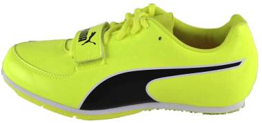 Puma Evospeed Long Jump 6 - Fizzy Yellowpuma Black