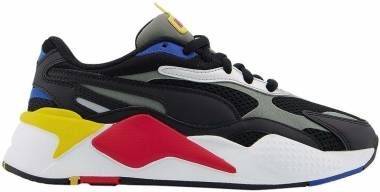 Puma RS-X3 - Black / Red / Yellow (10957881)