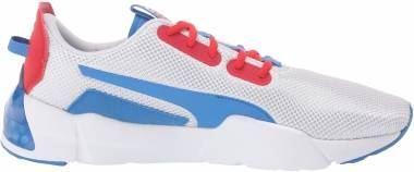 Puma Cell Phase - Puma White / High Risk Red / Palace Blue (19263810)
