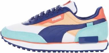 Puma Future Rider - Puma White-angel Blue-elektro Blue-peach Cobbler (38144801)