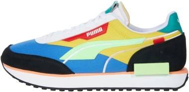 Puma Future Rider - Palace Blue-elektro Green-maize (38204302)