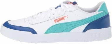 Puma Caracal - Puma White-blue Turquoise (36986308)