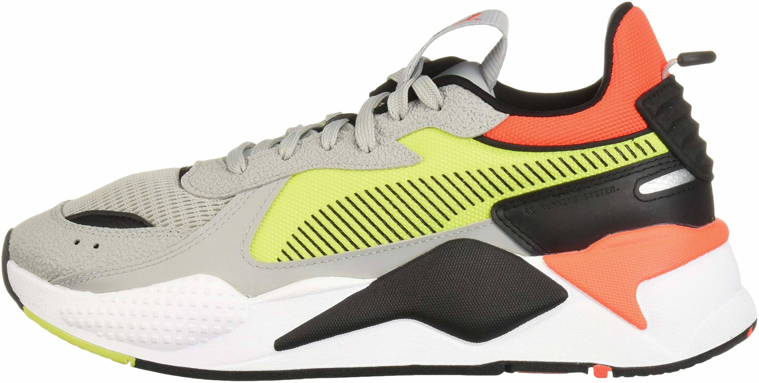 Puma RS-X sneakers in white (only $36) | RunRepeat