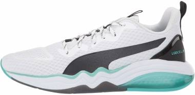 Puma LQDCELL Tension - Puma White Blue Turquoise (19260503)