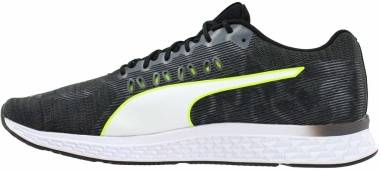 Puma Speed Sutamina - Puma Black / Castlerock / Yellow Alert / Puma White (19251309)