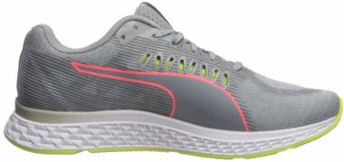 Puma Speed Sutamina - Quarry-yellow Alert-pink Alert (19252705)