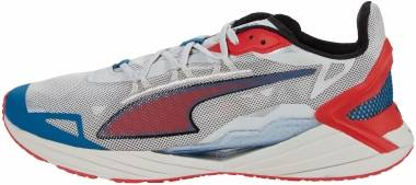 Puma UltraRide - Gray Violet-high Risk Red (19375303)