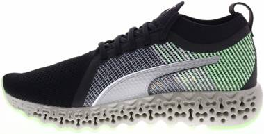 Puma Calibrate Runner - Puma Black/Electro Green (19450202)