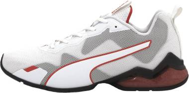 Puma Cell Valiant - Puma White-high Risk Red (19405501)