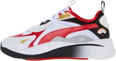 Puma RS-Curve - Puma White/High-risk Red/Puma Black (38292801)