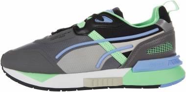 Puma Mirage Tech - Castlerock / Elektro Green (38111801)
