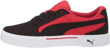 Puma C-Rey - Puma Black-puma Black-high Risk Red (38231002)