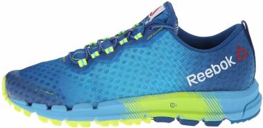Reebok All Terrain Thunder 2.0 - Neon Blue/Handy Blue/Instinct Blue/Solar Yellow