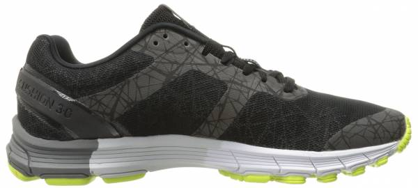 reebok one cushion trail black