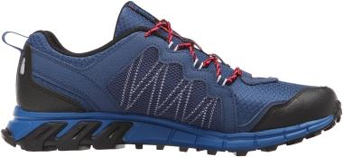 Reebok Trail Run RS - Batik Blue / Handy Blue / Steel Grey / Neon Cherry