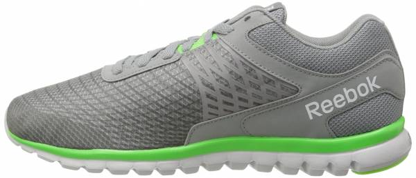 Reebok Sublite Escape 3.0 men flat grey / solar green / steel / white / solid grey / royal