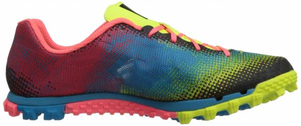 Reebok All Terrain Sprint woman neon yellow/blue bomb/punch pink