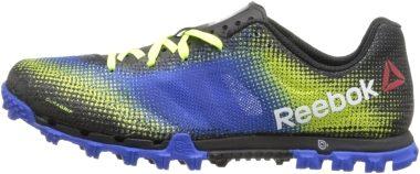 Reebok All Terrain Sprint Neon Yellow/Vital Blue/Black/White Men